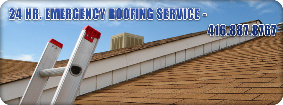 Roofing Services in Toronto - Banner 2