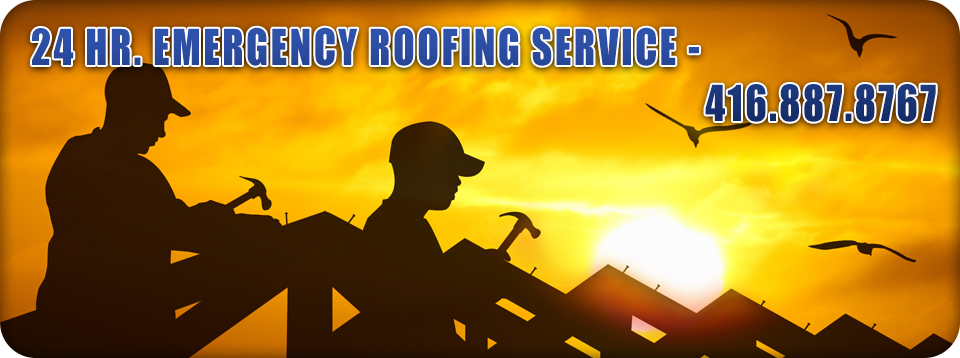 Roofing Services in Toronto - Banner 3